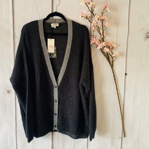 NWT / ANTHRO / BERRETTI ITALY / CARDIGAN SWEATER
